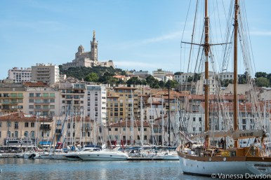 Vieux-Port Marseille. Photo by: Vanessa Dewson