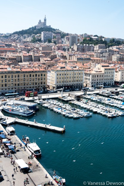 The Old Port of Marseille. Photo by: Vanessa Dewson