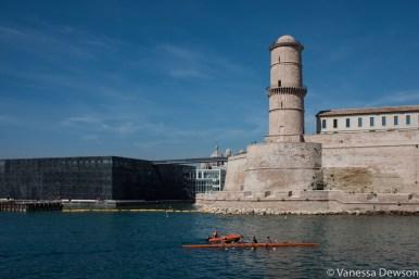 The MUCEM - Museum of the Mediterranean. Photo by: Vanessa Dewson