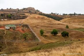 Swazliand landscape