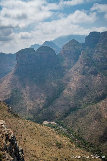 Three Rodavels, Blyde River Canyon