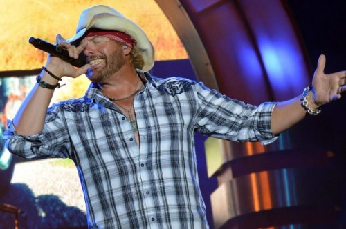Toby Keith, Hammer Down