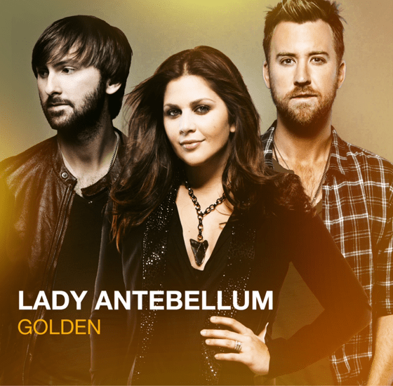 Lady Antebellum, Golden