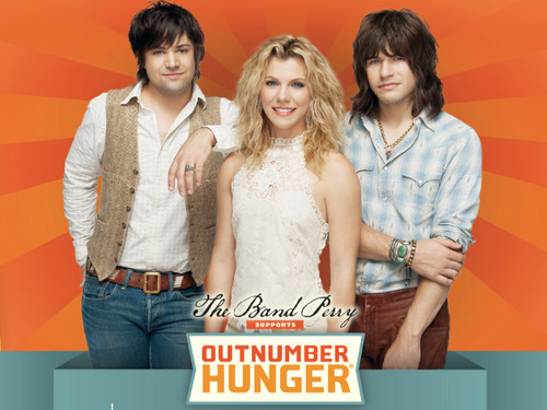 The Band Perry, Outnumber Hunger