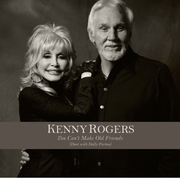 Dolly Parton and Kenny Rogers