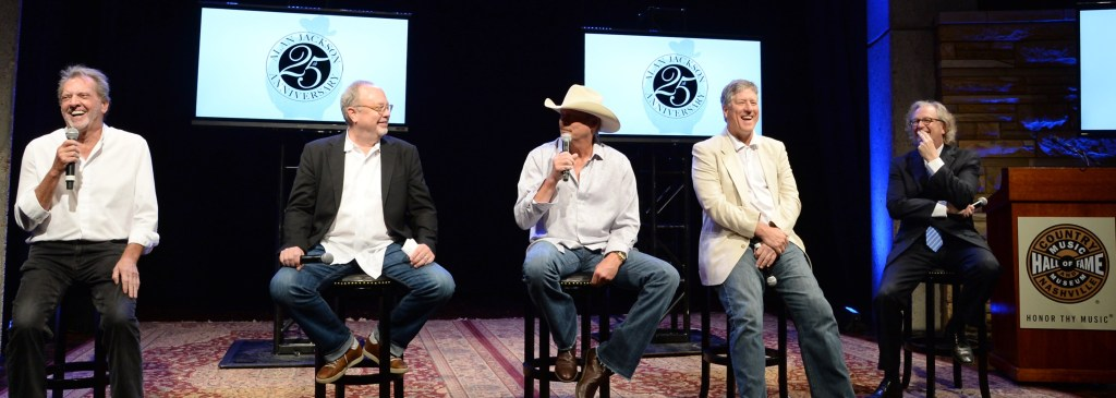 Alan Jackson Announces Year-Long Celebration Of 25th Anniversary In The Music Business