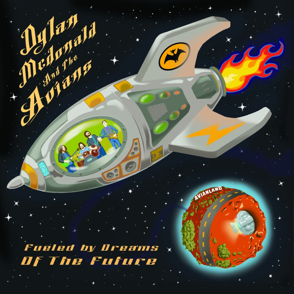 Dylan McDonald and the Avians
