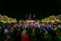 Nashville Gaylord Opryland Hotel Christmas Lights