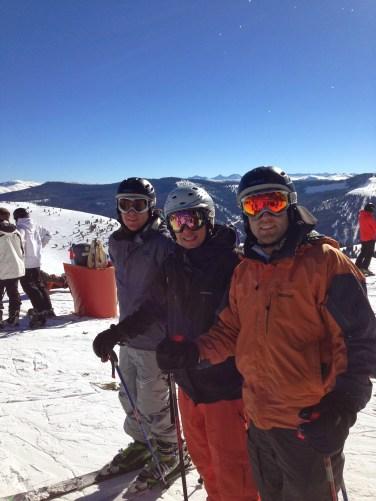 Ryan, Aaron and Matt