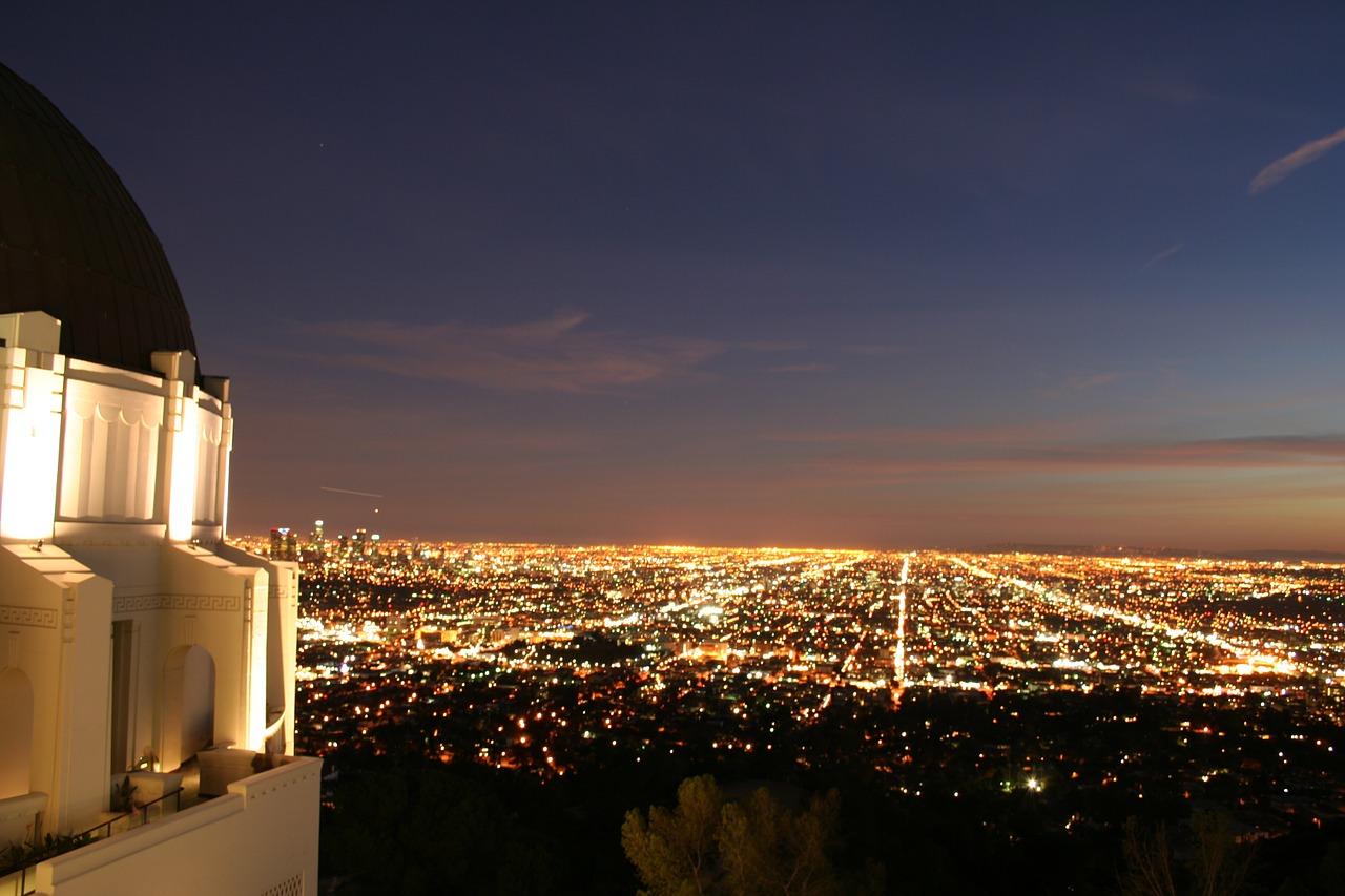 Vivere Los Angeles prima di partire: tra film, telefilm e musica