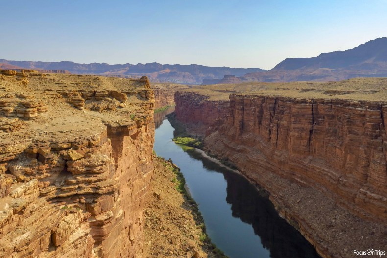 Marble Canyon Arizona - viaggio USA ovest
