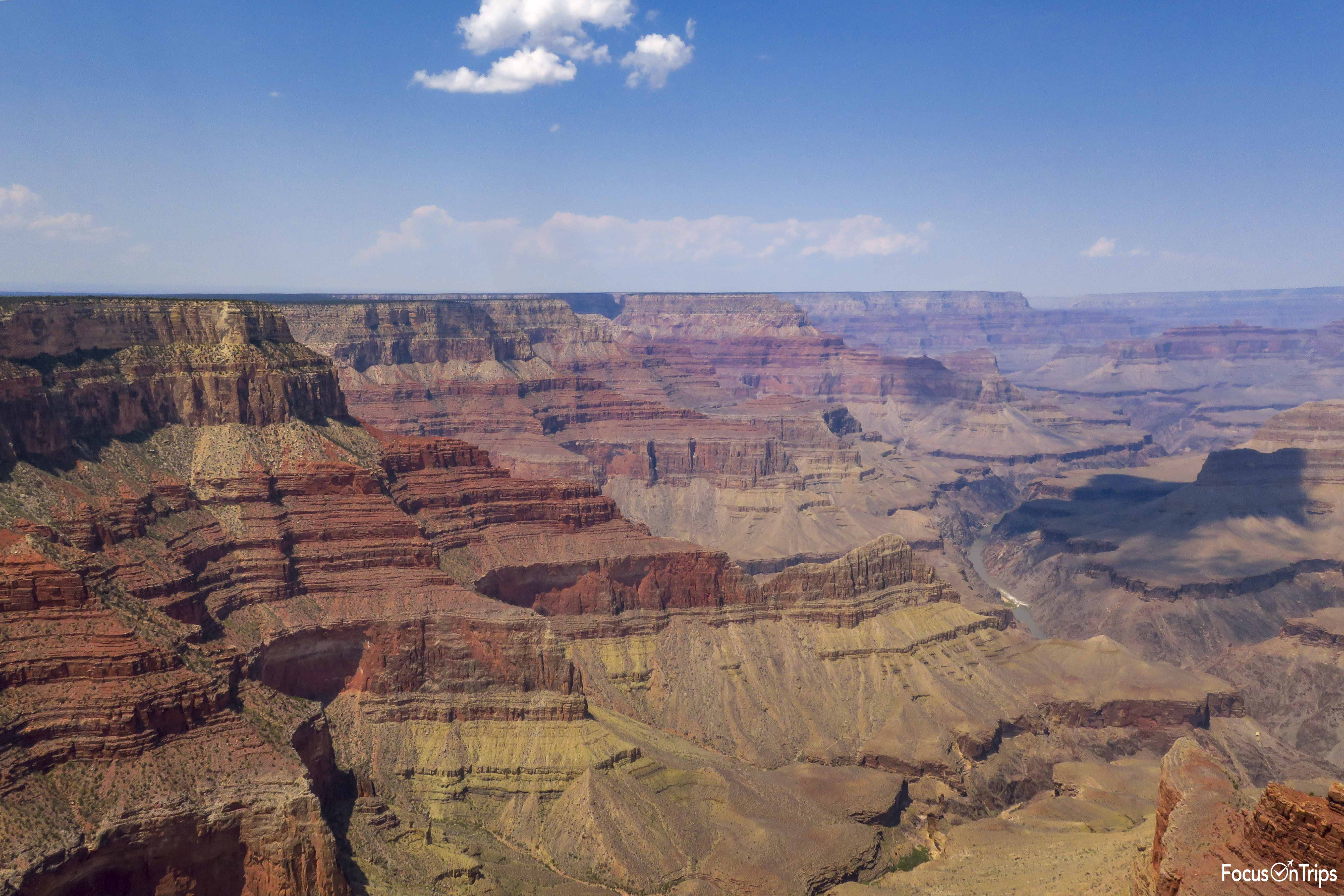 Grand Canyon - viaggio USA ovest