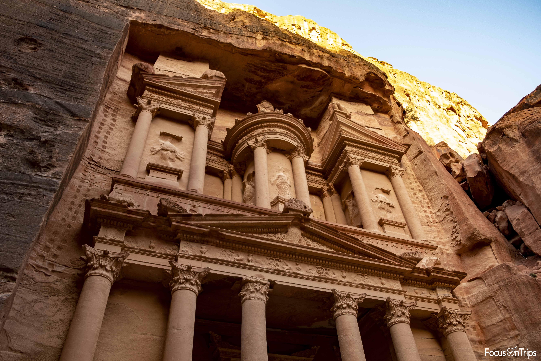 Tesoro - Petra - Giordania