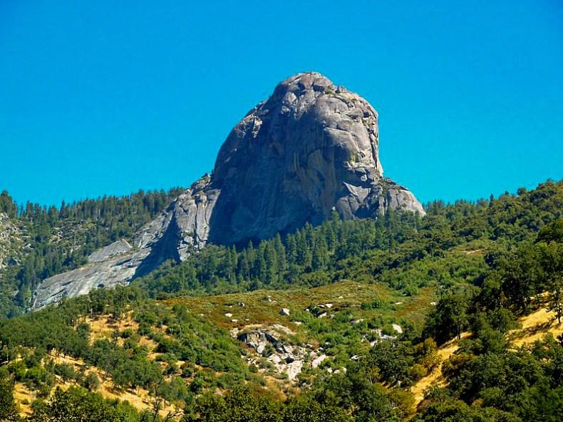 Moro Rock Esfoliazione