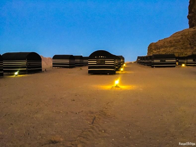Rum Stars Camp viaggio Giordania