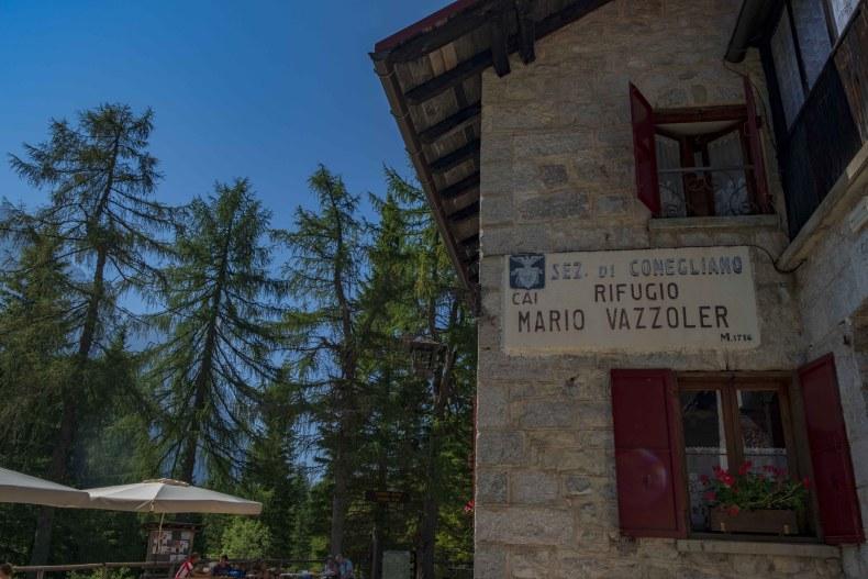Trekking Rifugio Vazzoler