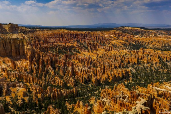 Bryce Point - Bryce Canyon trekking