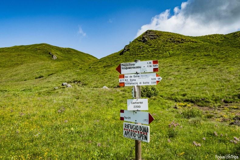 Val Udai trekking Torri Vajolet e Catinaccio