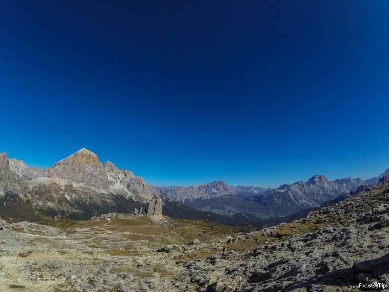 trekking Cinque Torri