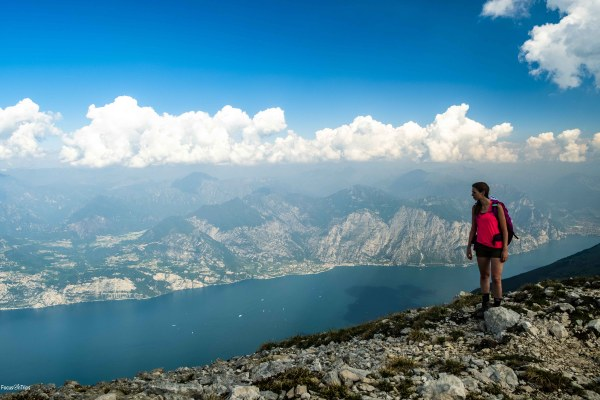 trekking cime Monte Baldo