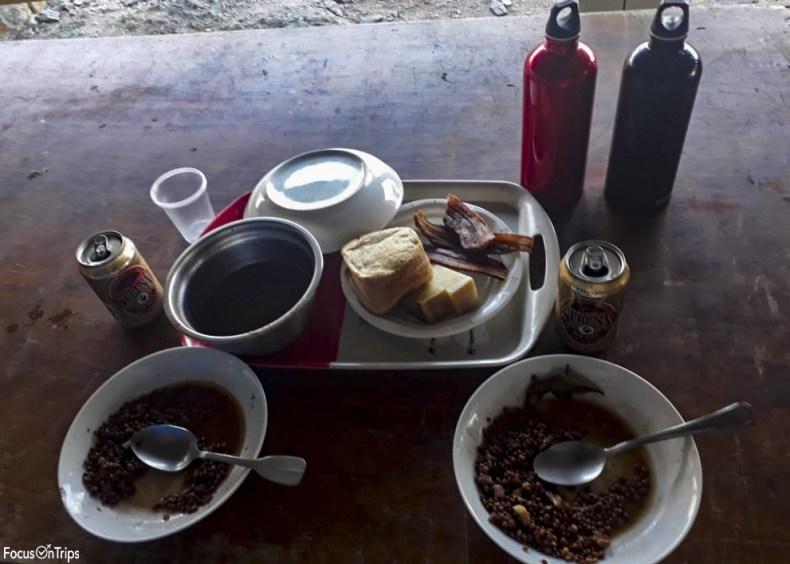 cosa mangiare in montagna trekking