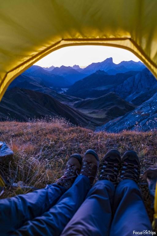 tenda Salewa Alpe di Tires