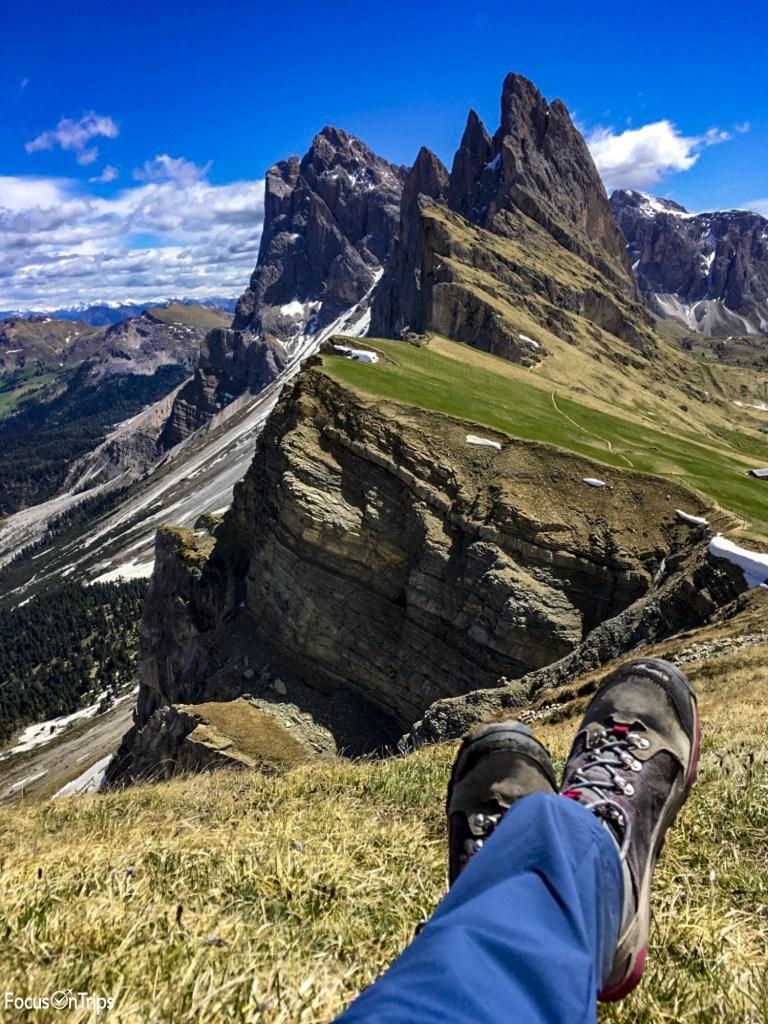 seceda trekking dolomiti