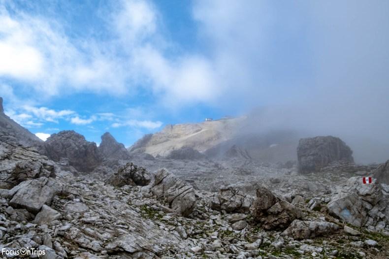 rifugio Lagazuoi alta via dolomiti 1 tappe