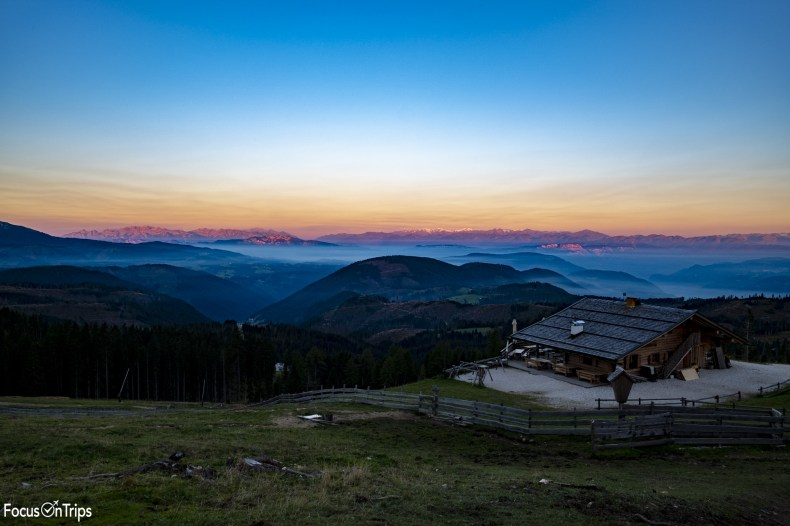 alba catinaccio trekking