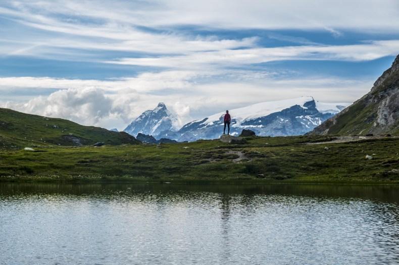 alta via 1 valle d'aosta cervino lac pinter