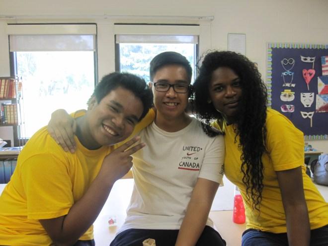 UYC's fantastic FOY staff