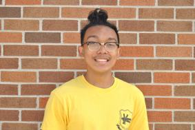 FOY Staff: Nathan Marquez (VANIER)