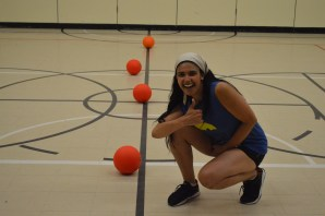 Get ready for dodgeball!