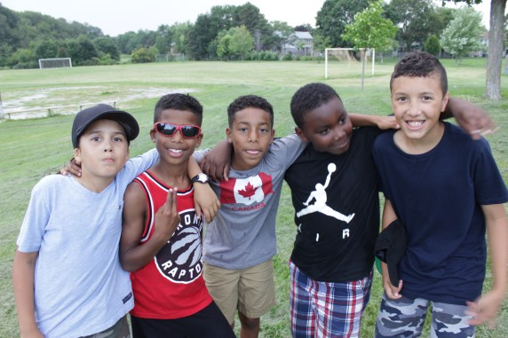 Some of the best friendship are made at camp!