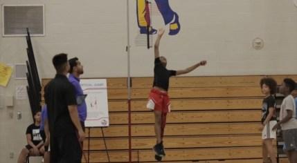 Jumping Drills