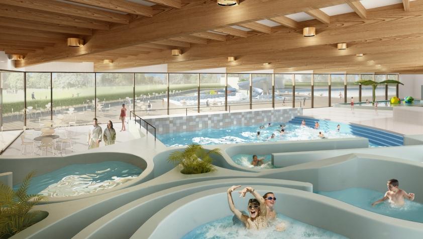 Hasselt Verwelkomt Nieuw Zwembad In