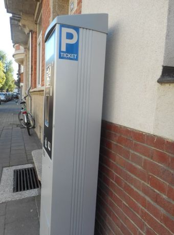 parkeermeter 1