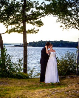 Peaks Island Wedding of Stacey and Paul