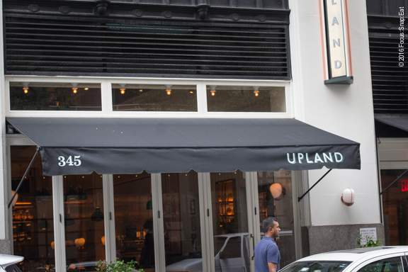 A Review of Upland Restaurant in New York  FocusSnapEat