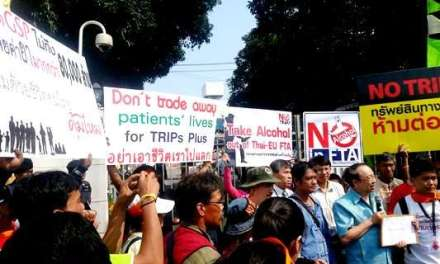 An open letter to Thai PM Yingluck Shinawatra concerning FTA between Thailand and the EU