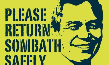 Statement: Sombath Initiative Created