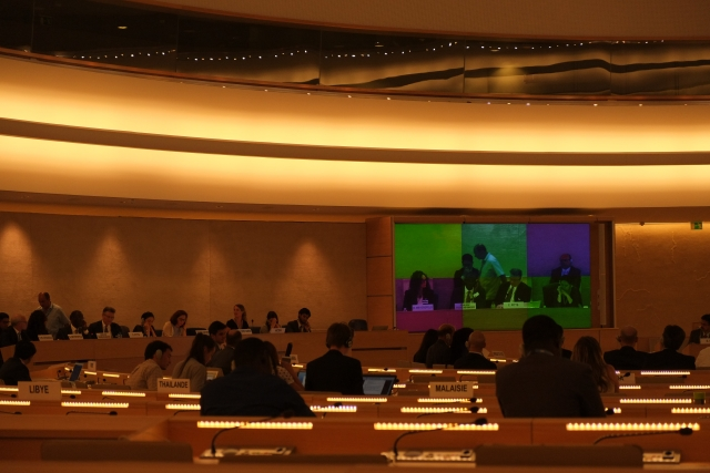 Intergovernmental Working Group on the Binding Treaty for TNCs hurdles initial obstacles and adopts program of work to begin discussions