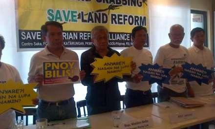 "Agrarian Reform ""Deadline"": Not a Legal but Political Problem— SARA, Solons"