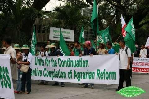 Give Us Our Land Back— Yolanda victims & survivors