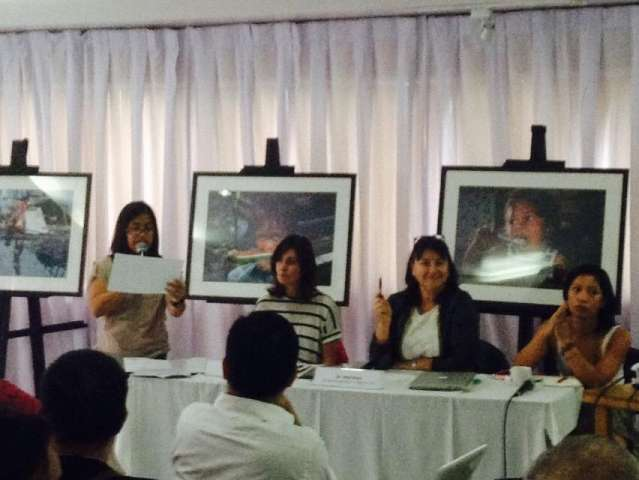 Philippine CSOs meet with UN Special Rapporteur to express frustration to lack of gov't food policy