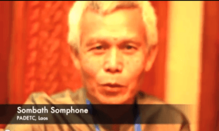 Please sign: Status of investigation into the disappearance of Mr. Sombath Somphone