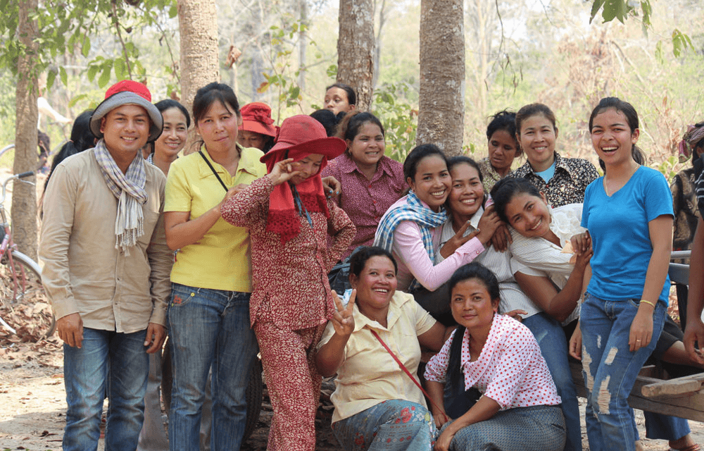 In Photos: International Women's Day, Cambodia