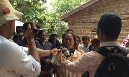 Lor Peang Residents Speak Out on KDC Land Grab in Cambodia