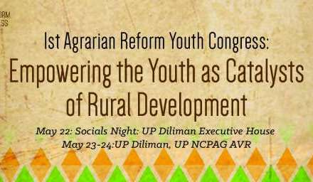 Agrarian Reform Youth Congress in the Philippines