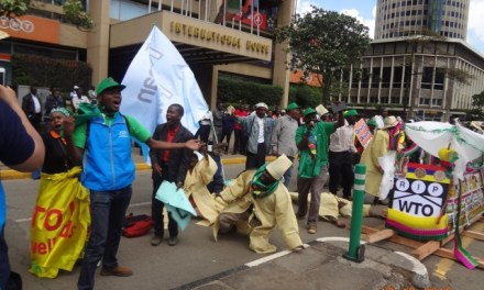 #ENDWTO: Developing Countries return Empty Handed from WTO's Nairobi Ministerial